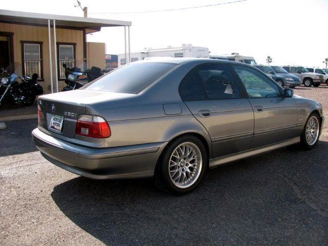 2003 BMW 5-Series 530i