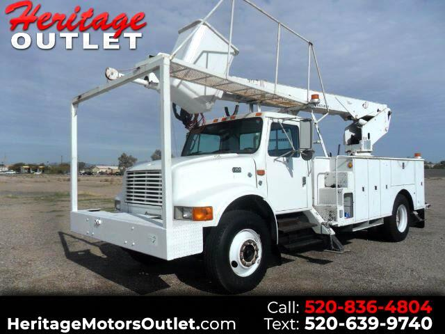 2000 International 4700 base