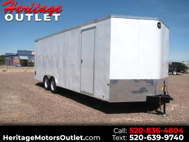 2017 Wells Cargo Fast Trac 8.5ft x 26ft