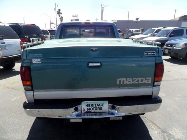 1994 Mazda B-Series B4000 SE Cab Plus 4WD