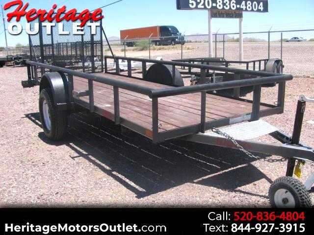 Big Tex 35SA Base 2001