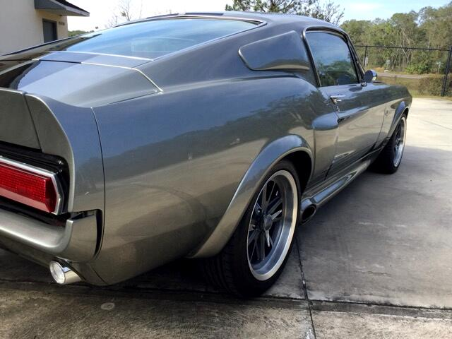 1967 Ford Shelby Mustang GT 500 FASTBACK