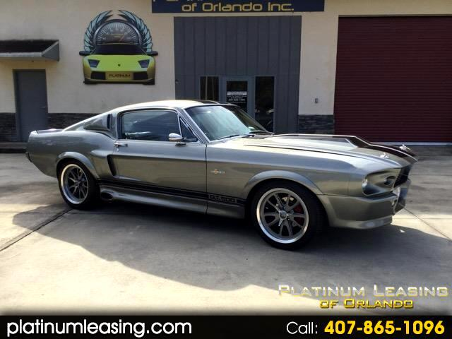 "1967 Ford Shelby Mustang GT 500 FASTBACK ""ELEANOR"""