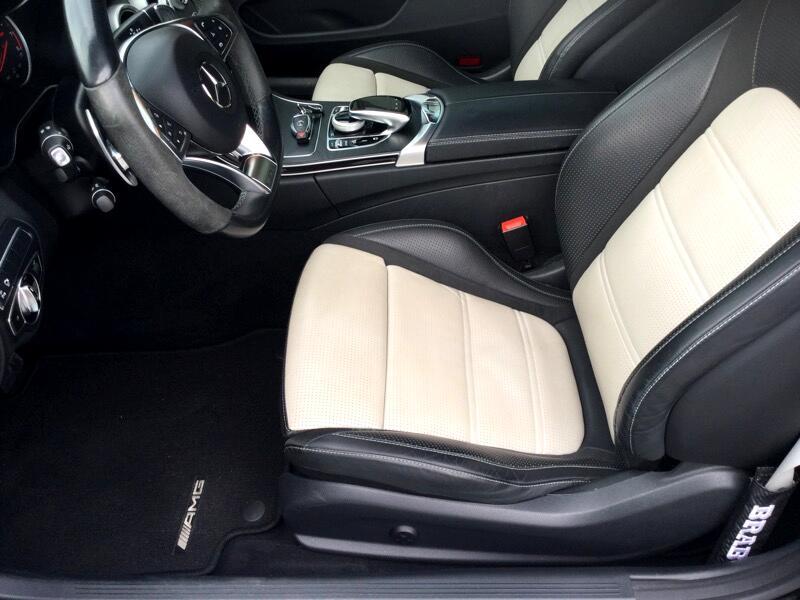 Mercedes-Benz C63 AMG  2017