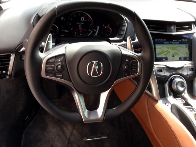 2017 Acura NSX