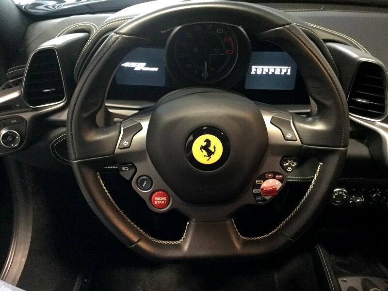2014 Ferrari 458 Spider