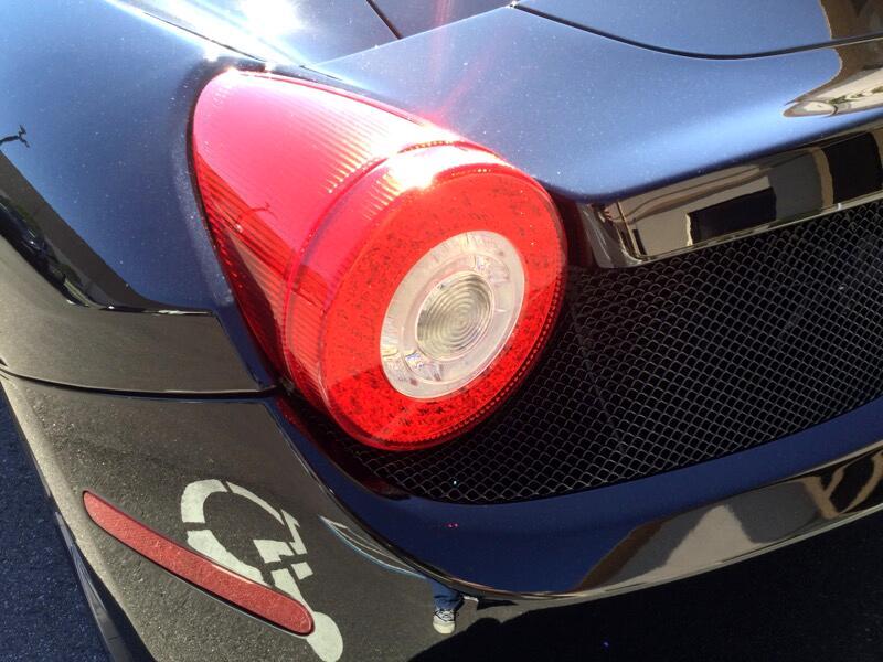 Ferrari 458 Spider 2014