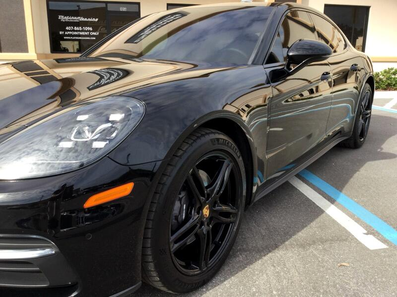 2017 Porsche Panamera RWD