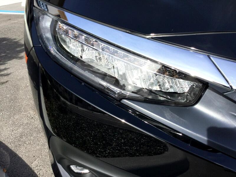 2018 Honda Civic Touring Coupe CVT