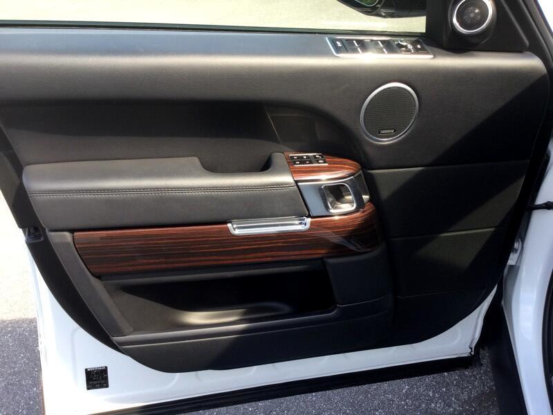 2014 Land Rover Range Rover 5.0L V8 Supercharged