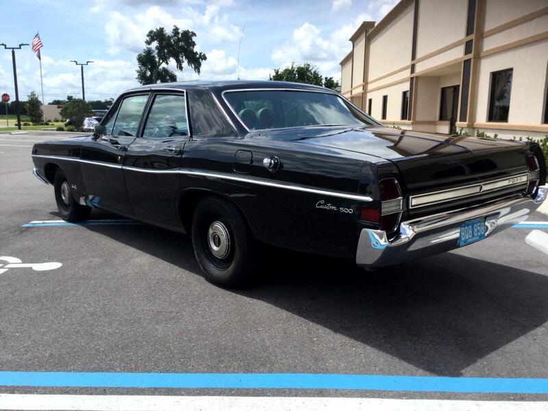 Ford Custom  1968