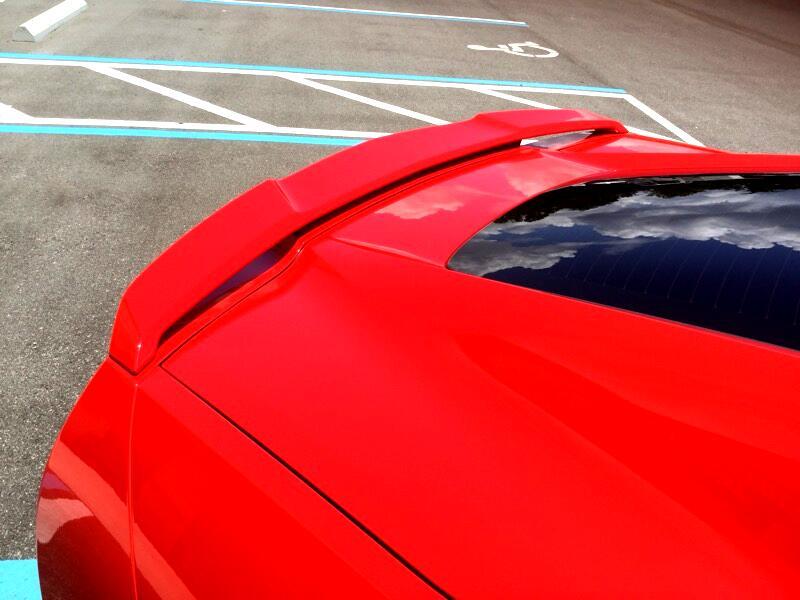 2016 Chevrolet Corvette 1LT Coupe Manual