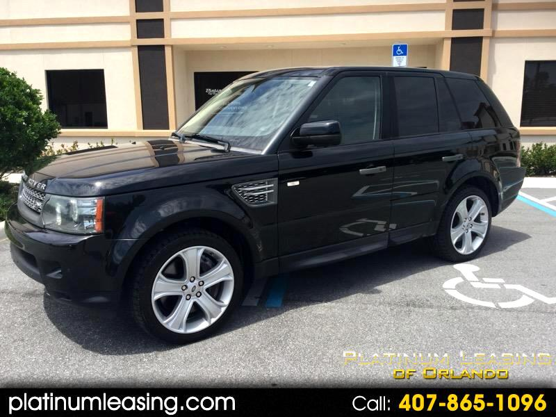 Land Rover Range Rover Sport Supercharged 2011