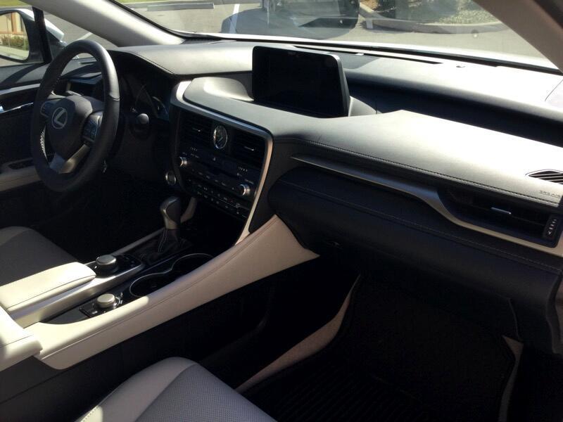 Lexus RX 350 FWD 2019