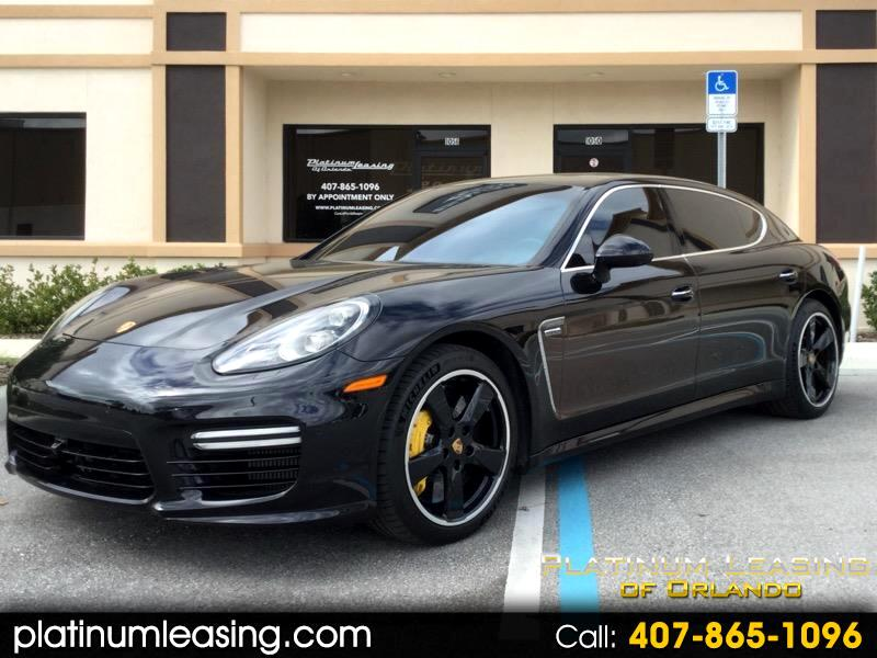 Porsche Panamera Turbo Executive 2016