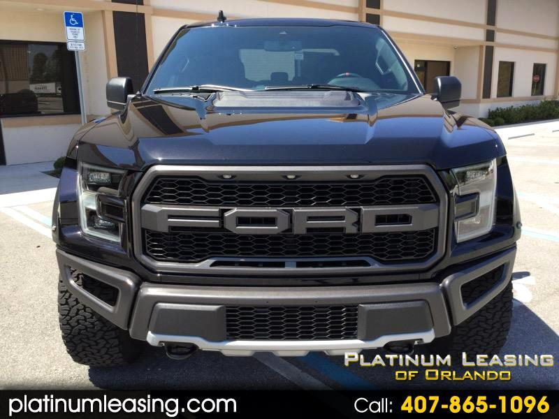 Ford F-150 Raptor SuperCrew 4WD 2020