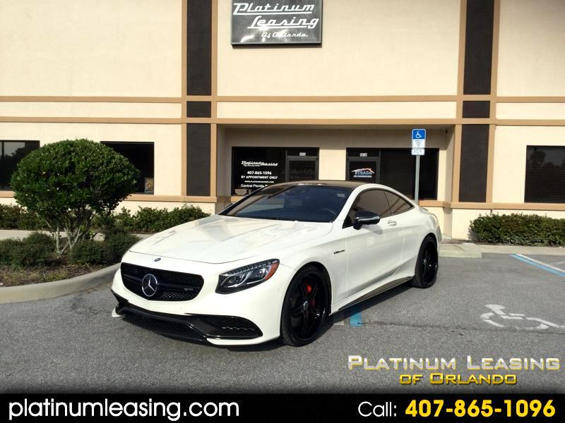 Mercedes-Benz S-Class S65 AMG Coupe 2015