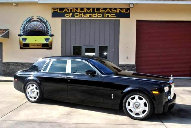 Rolls-Royce Phantom Sedan 2005