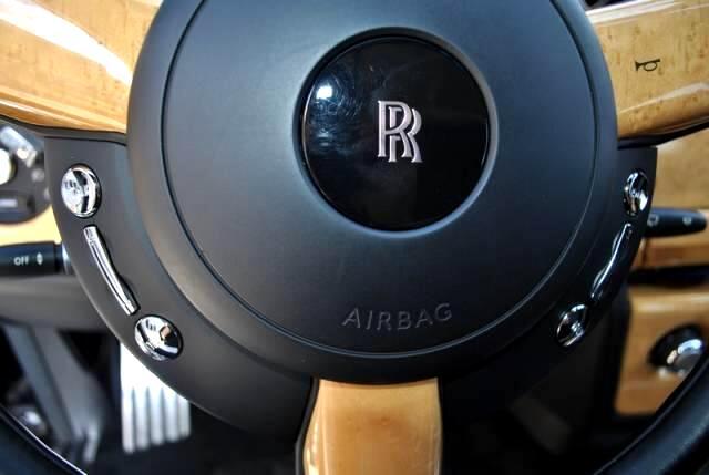 Rolls-Royce Phantom Sedan 2005