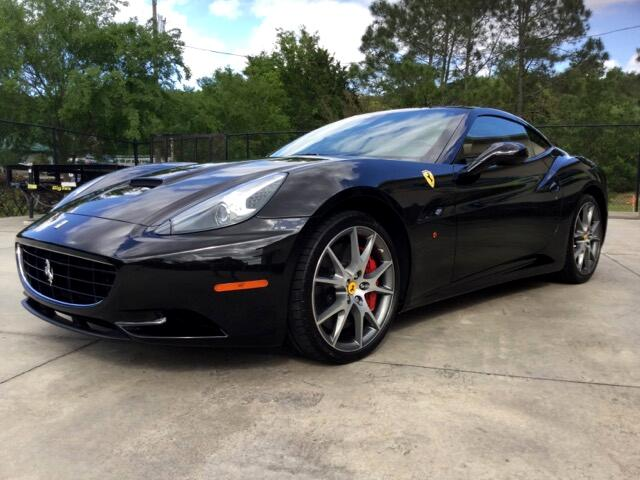 2011 Ferrari California GT