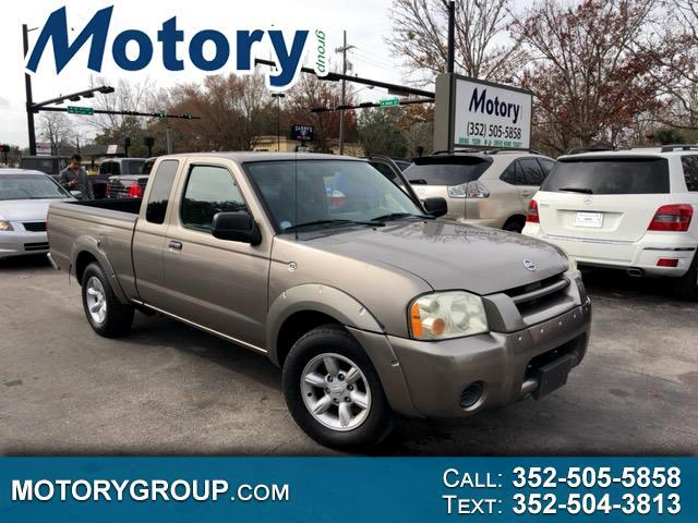 2004 Nissan Frontier King Cab 2WD