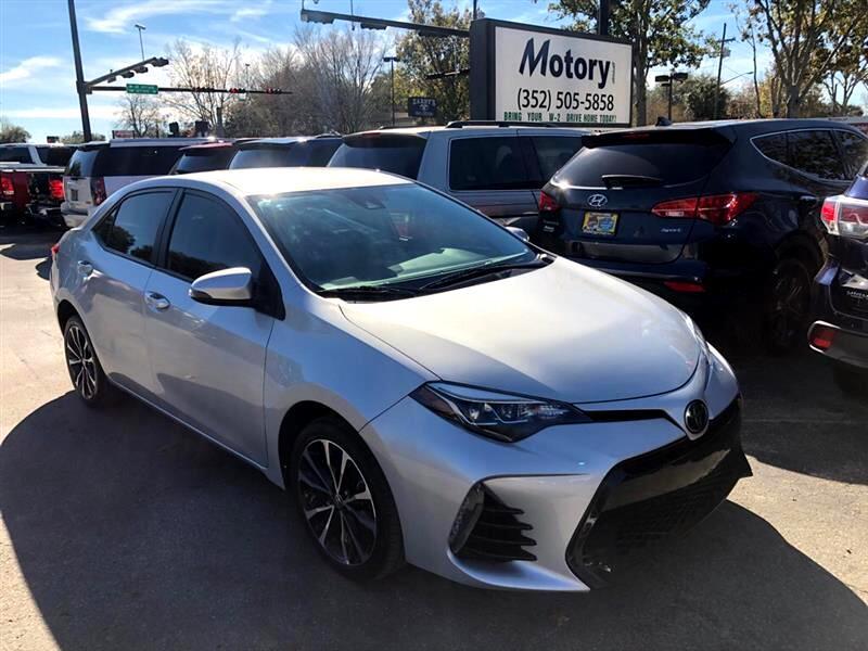 2017 Toyota Corolla L CVT