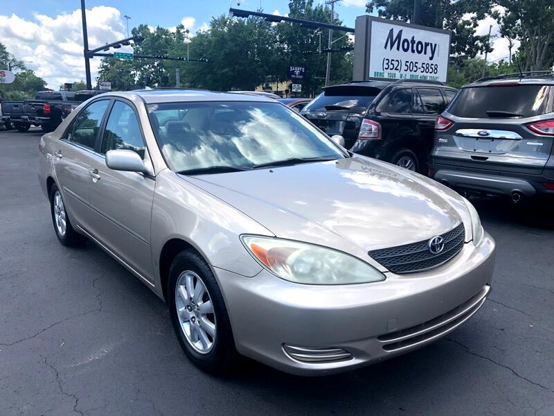 2002 Toyota Camry 4dr Sdn XLE Auto V6
