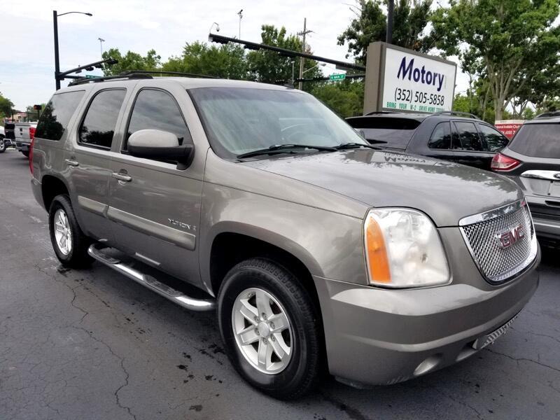 2007 GMC Yukon Flex Fuel