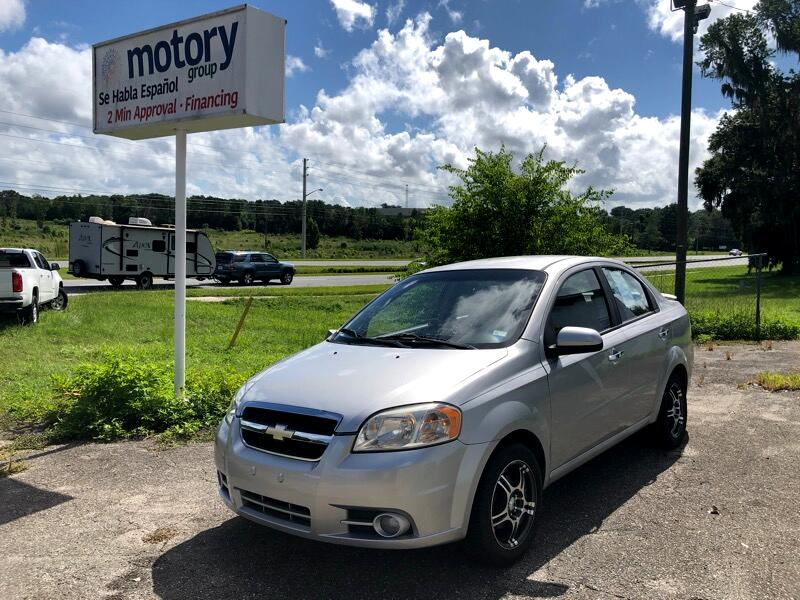 Used 2009 Chevrolet Aveo Lt For Sale In Gainesville Fl 32601