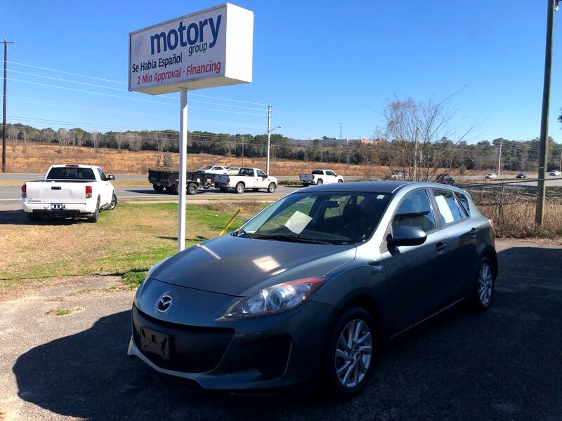 Mazda MAZDA3 I Touring 5-Door 2012