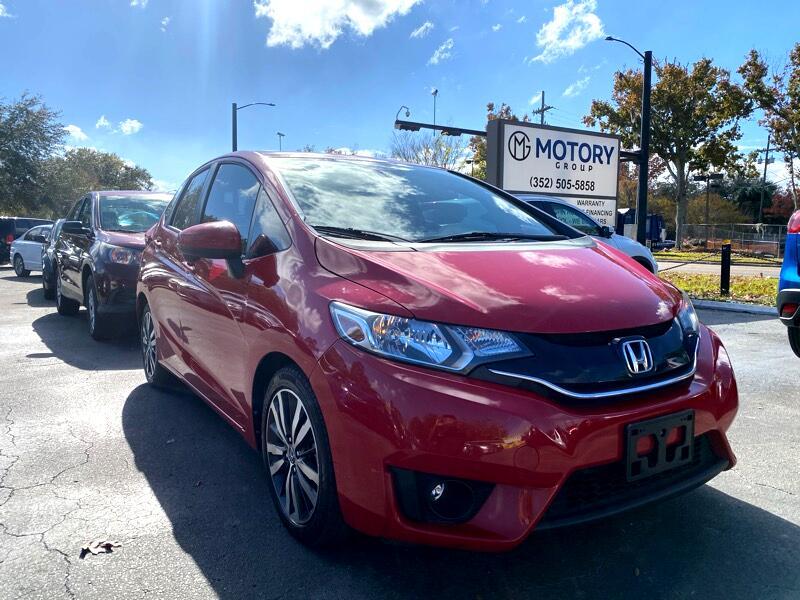Honda Fit EX 4D Hatchback 2015
