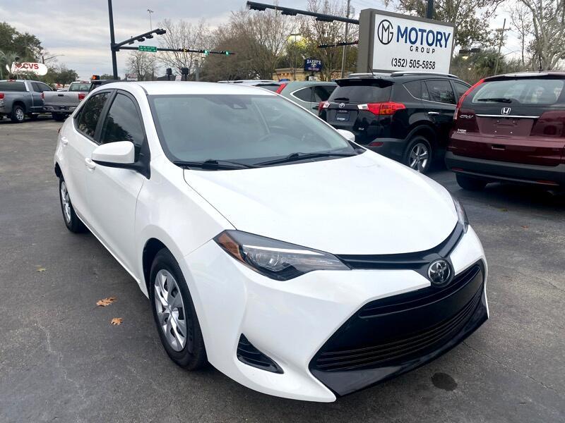 Toyota Corolla 4dr Sdn Auto L (Natl) 2019