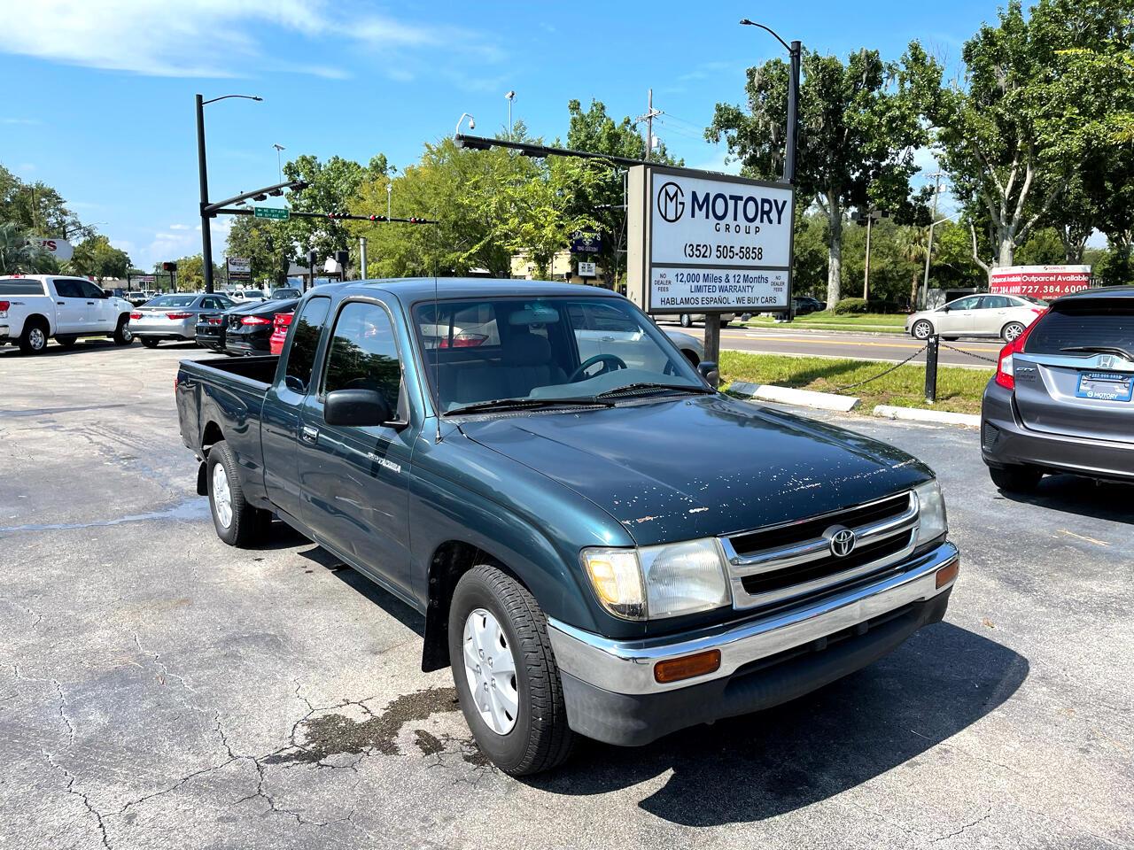Toyota Tacoma  1997