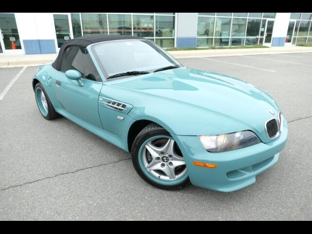 2000 BMW M Roadster Base