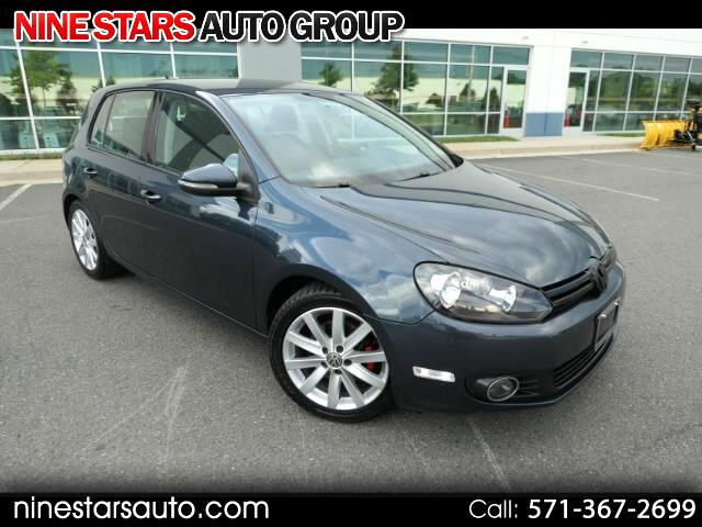 2011 Volkswagen Golf 2.0L 4-Door TDI