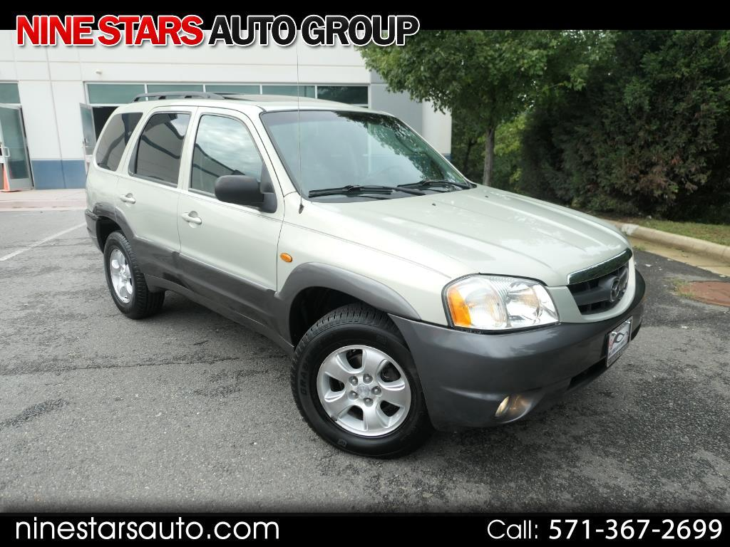 2003 Mazda Tribute ES 4WD