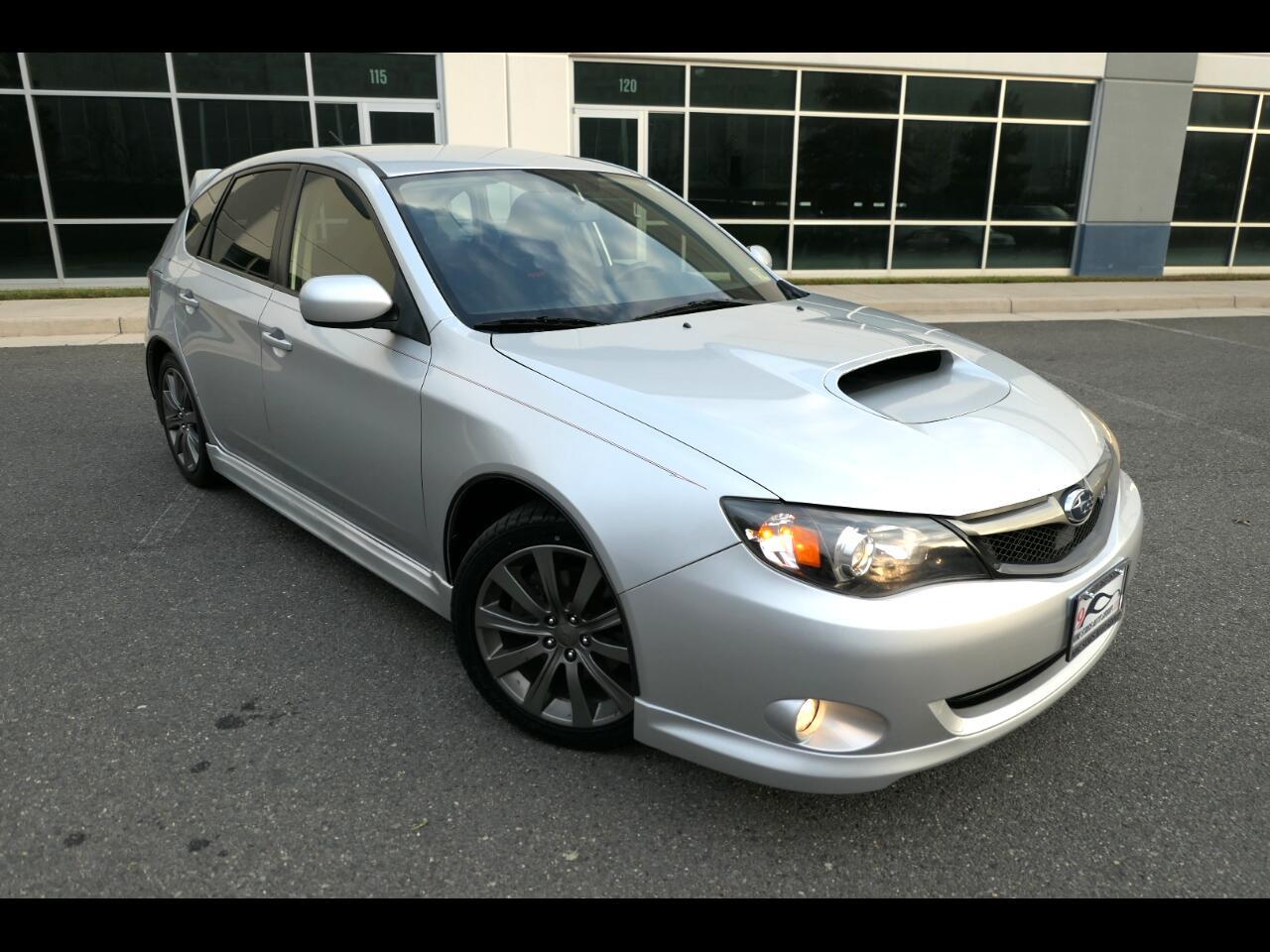 2010 Subaru Impreza WRX 5-Door