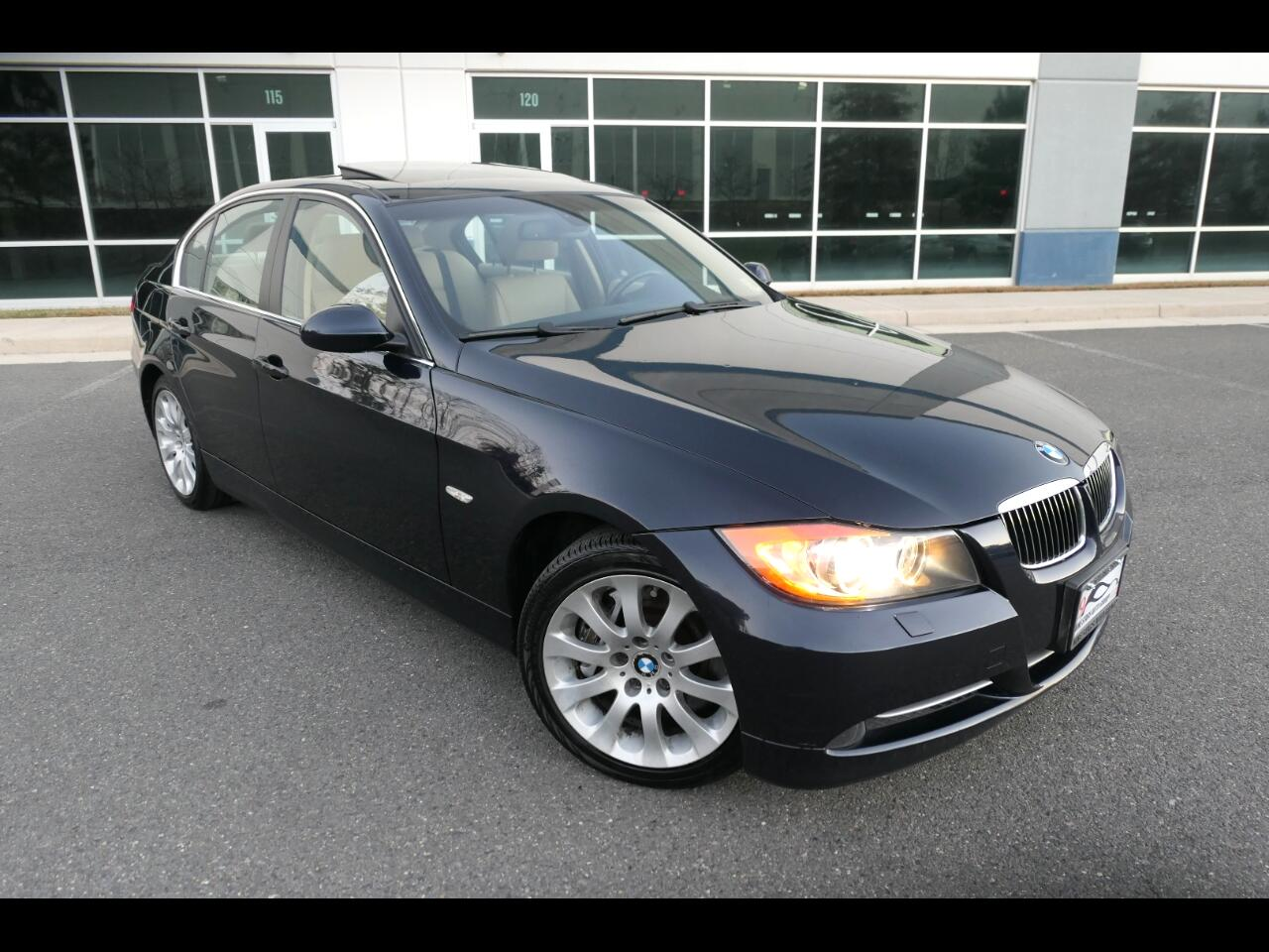 2008 BMW 3-Series 335xi