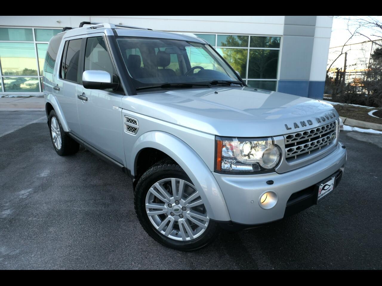 2010 Land Rover LR4 HSE Luxury