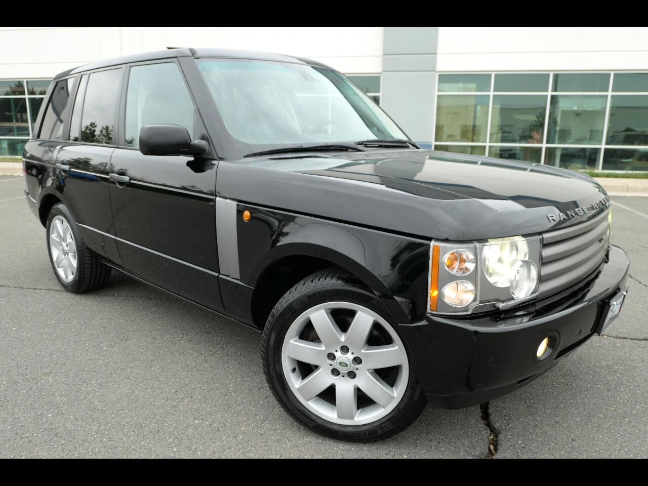 2004 Land Rover Range Rover Westminster