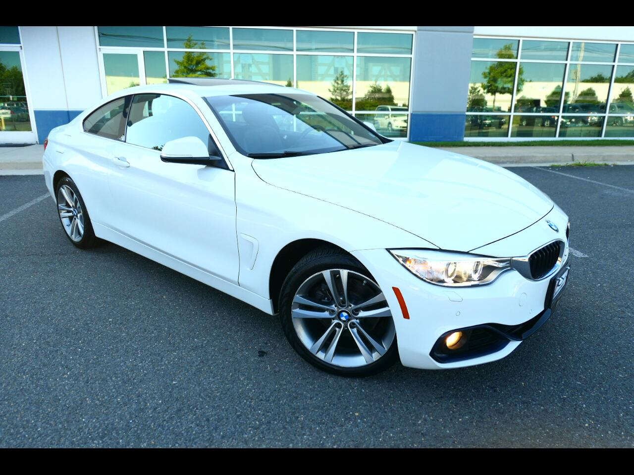 2016 BMW 4-Series 428i xDrive SULEV Coupe
