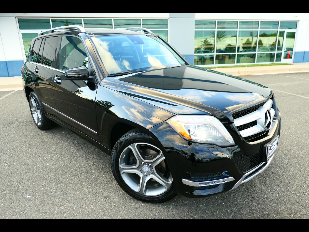 2013 Mercedes-Benz GLK-Class GLK250 BlueTEC