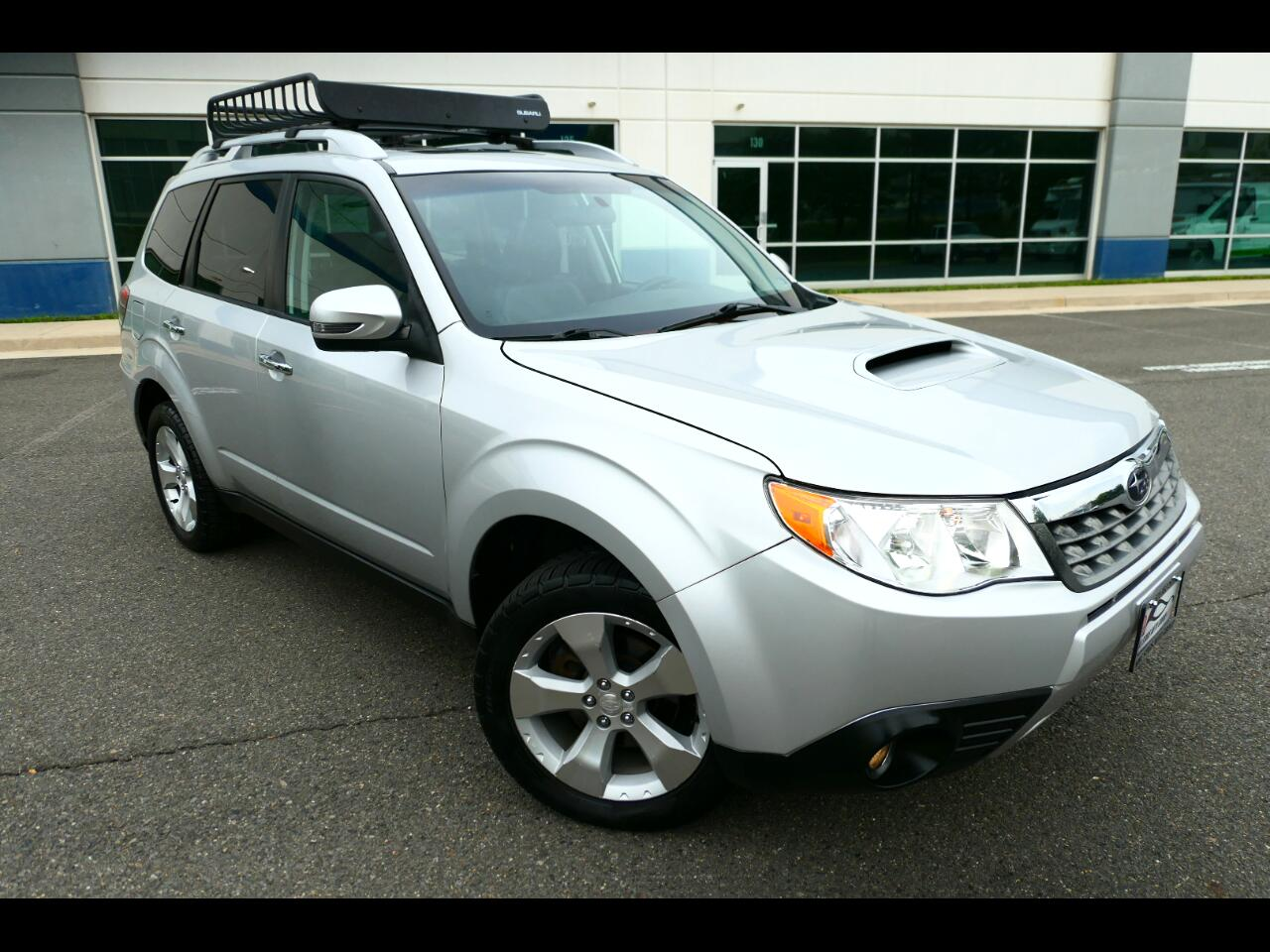 2011 Subaru Forester 2.5XT Limited