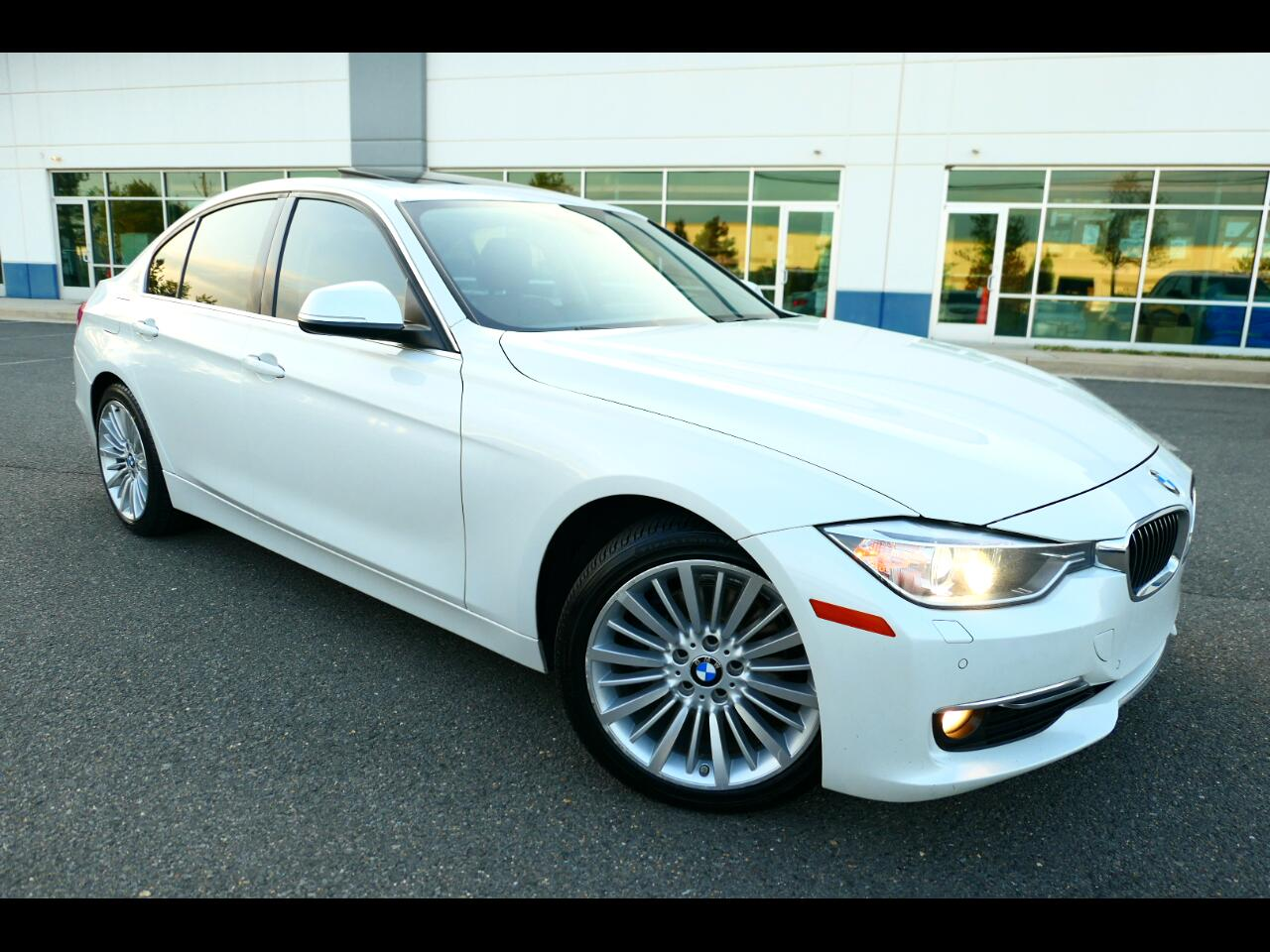 2014 BMW 3-Series 328d xDrive