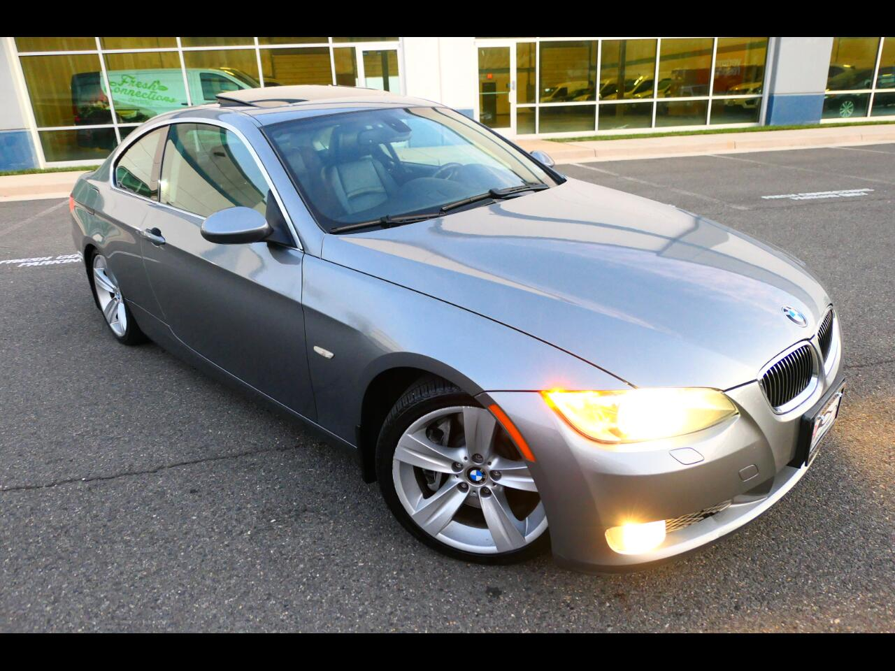 BMW 3-Series 335i Coupe 2007