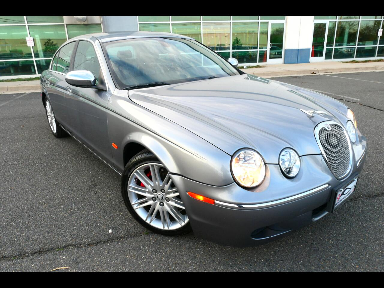 Jaguar S-Type 3.0 2008