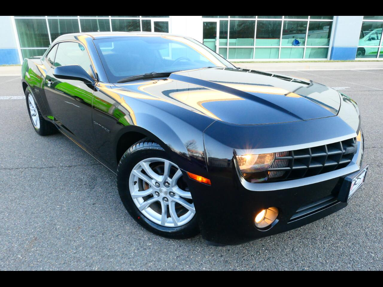 Chevrolet Camaro Coupe 1LT 2013