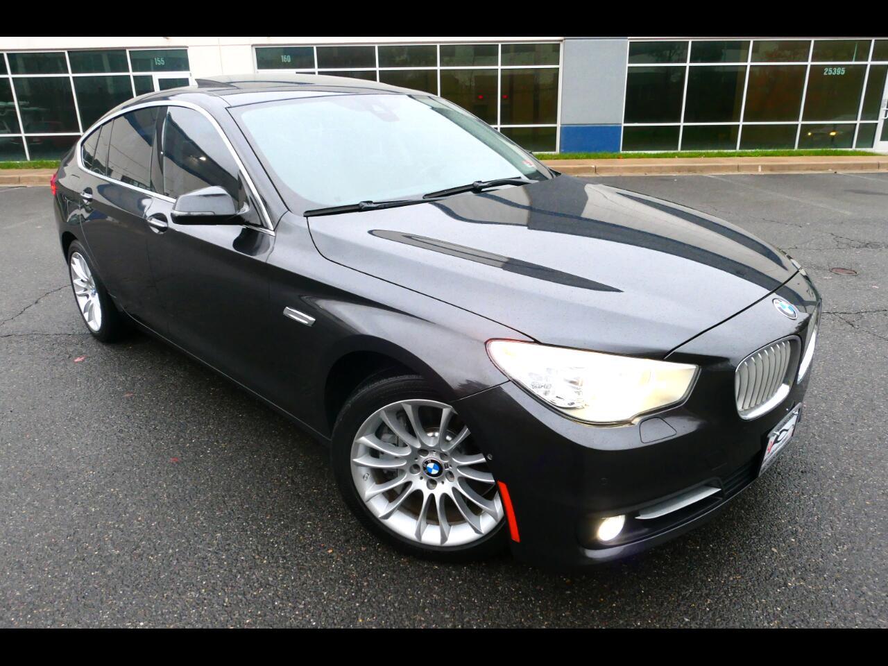BMW 5-Series Gran Turismo 550i 2015
