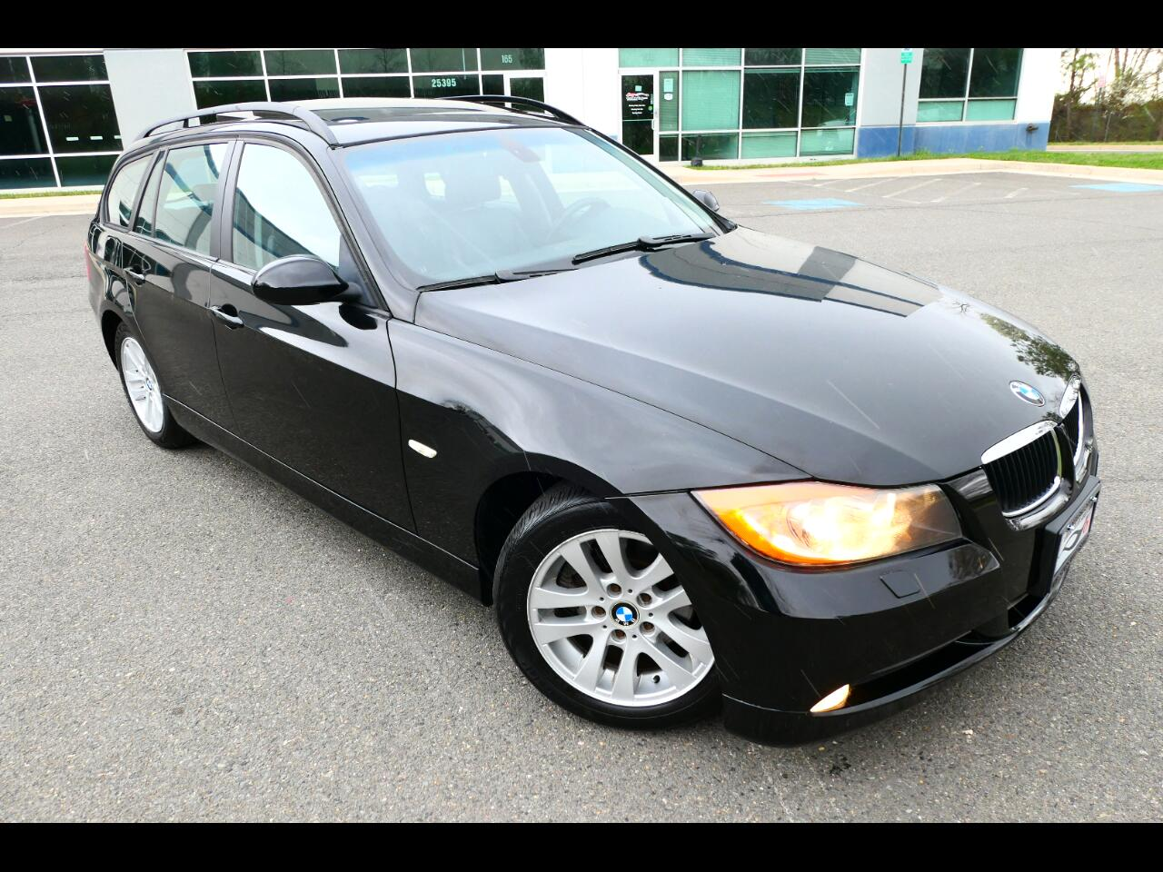 BMW 3-Series Sport Wagon 325xi 2006