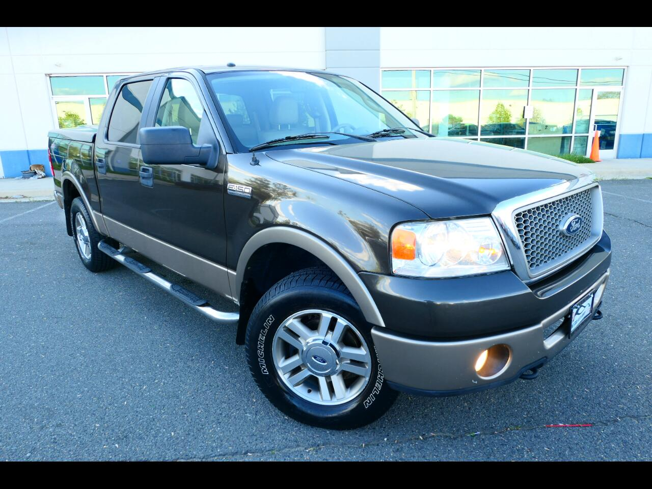 Ford F-150 Lariat SuperCrew 4WD 2006